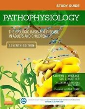 Study Guide for Pathophysiology: The Biological Basis for Disease in Adults and Children by Kathryn L. McCance, Sue E. Huether (Paperback, 2014)