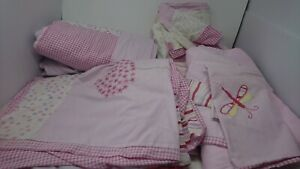 Next Friends Are Flowers Bedroom Set - Duvet Cover, Pillowcase, Curtains & Throw