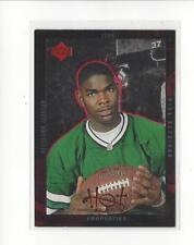 1996 Upper Deck Hot Properties #HT17 Keyshawn Johnson/Terry Glenn Patriots Jets
