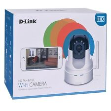 NEW DLink DCS5222L HD WI-FI Pan Tilt Wireless IP Camera microSD Smartphone View