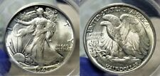 1941 P Silver Walking Liberty Half Dollar 50c PCGS MS 63 Old Holder