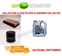 DIESEL OIL AIR FILTER KIT + C1 5W30 OIL FOR MAZDA 6 2.0 140 BHP 2007-09