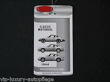 Porsche Classic Anhänger Ölwechsel 10 W 60 für 911 ab 3.0 Liter, 964 und 993