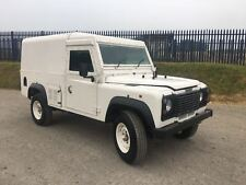 Land Rover 90 - very low mileage V8 Petrol - Armoured