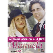 Manuela (4 Dvd)  [Dvd Nuovo]