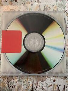 RARE 2013 Kanye West Yeezus Clear Coloured Vinyl LP KANYEYEEZUS002