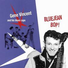 GENE VINCENT AND HIS BLUE CAPS BLUJEAN BOP! (1956) ITALY IMPORT 500 COPIES 2018