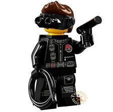 LEGO MINIFIGURES SERIE 16 - MINIFIGURA SPY 71013 - ORIGINAL MINIFIGURE