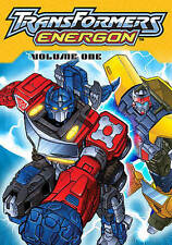 Transformers Energon, Vol. 1 (DVD, 2014)   -c4