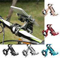 Bike Phone Holder Stand Aluminum Alloy Cycling MTB Bicycle GPS Rack Holder