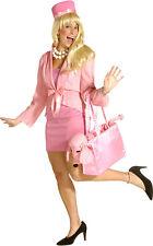 NEW Poshatively Pink Costume Elle Costumes sz 4-10  w/ puppy BY Rasta Imposta