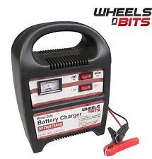 Nuevo wnb ® 12 A 12 Amp 12 V/6 V Cargador de batería de servicio pesado Coche Caravan Van De Barco