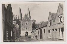 Netherlands postcard - Zierikzee, Gezicht op Nobelpoort - RP - P/U