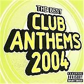 The Best Club Anthems 2004 (CD X 2)