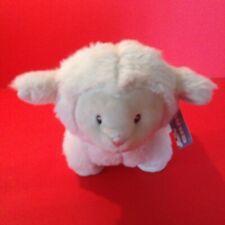 Soft Cute Plush Little White Lamb Sheep by Baby Gund