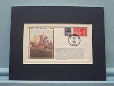 The Gallant Cavalier - General Jeb Stuart & Commemorative envelope