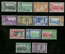 Montserrat   1951   Scott # 114-126   Mint Never Hinged Set