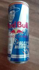 1 Energy Drink Dose Red Bull Motivation Max Verstappen Full 250ml Can Formel