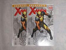 Wolverine and X-Men #1 Regenesis Frank Cho Variant Edition 1:25 Unread NM