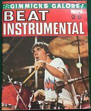 BEAT INTERNATIONAL # 43 Nov 1966  Cream, Lulu, Troggs, Stones etc