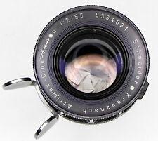 Schneider 50mm f2 Arriflex-Cine-Xenon Arriflex standard mount  #8384631
