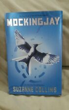 MOCKINGJAY by Suzanne Collins  2010 FIRST EDITION Hardcover w/ Dust Jacket