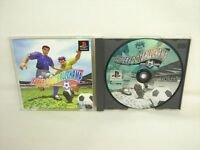 PS1 SUPER FOOTBALL CHAMP Playstation PS Import Japan Video Game p1
