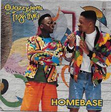 Homebase by DJ Jazzy Jeff & the Fresh Prince CD 1991 Jive USA