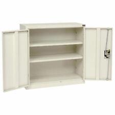 Assembled Wall Storage Cabinet 30 X 12 X 30 White
