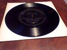 """THE STYLISTICS SMITHS CRISPS UK ONLY DISCO FUNK 45 7"""" Flexi Disc 70's Van McCoy"""