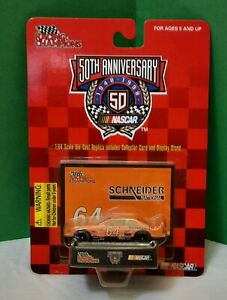 dick trickle 1:64 Schneider National Racing Champions
