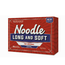 The Original Noodle Long & Soft Golf Balls 2 Dozen White (24)