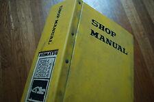 KOMATSU PC220 210 220 250 Crawler Excavator Trackhoe Service Repair Manual book