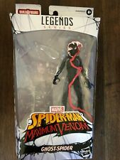 "GHOST-SPIDER Marvel Legends Series Spider-man 6"" Action Figure Hasbro VENOMPOOL"