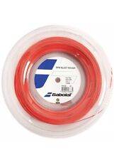 Babolat RPM Blast Rough (RPM Rough) Tennis String Fluo RED 16G
