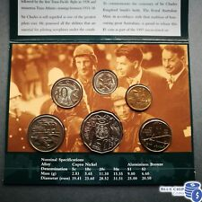 1997 RAM SIR CHARLES KINGSFORD SMITH MINT SET CV = $90