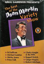 Dean Martin Variety Show Volume 9 Nine ~ New Sealed DVD