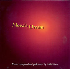 FREE US SHIP. on ANY 3+ CDs! NEW CD Nova, Aldo: Nova's Dream