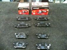 FOR HONDA S2000 MINTEX  BRAKE DISCS AND PADS FRONT & REAR NEW