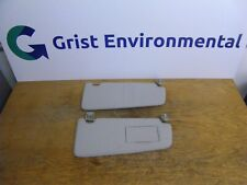2008 > FORD S-MAX PAIR OF SIDE SUN VISORS WITH VANITY MIRROR  (131)