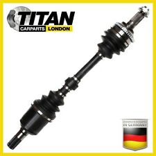 MAZDA 6 (GG) (GY) 2.0 DI FRONT LEFT SIDE ABS DRIVESHAFT DRIVE SHAFT & CV JOINT