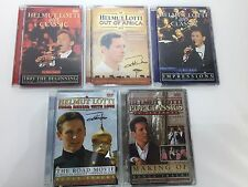 Helmut Lotti 5 DVD Lot Africa Road Movie Classic Pop Music Classical Region Free