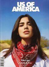 DUA LIPA PRINCE IDA NIELSEN 3rdEYEGIRL MAYTE US OF AMERICA, ISSUE 2