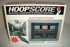 Hoopescore Electronic Basketball Scoreboard Model JH1000 - NEW