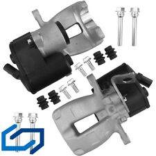 Brake Calipers with Actuator Rear Axle Left+Right for VW Passat 3C2 3C5 B6