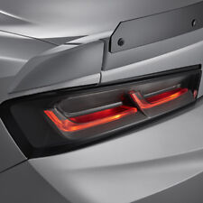 2016-2018 Chevrolet Camaro Darkened LED Tail Lamps & LED 3rd Brake Lamp OEM