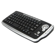 E30 2.4GHz Wireless Keyboard with Trackball Mouse Scroll Wheel Remote Z4E7