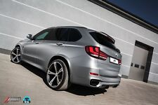 BMW X5 F15 PERFORMNCE BODY KIT SPOILER FRONT + HECK+ DACHSPOILER +