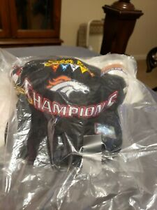 Denver Broncos Super Bowl XXXII 32 Champions 1998 Cap Hat SnapBack 90s NWT