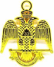 33rd degree Masonic jewel